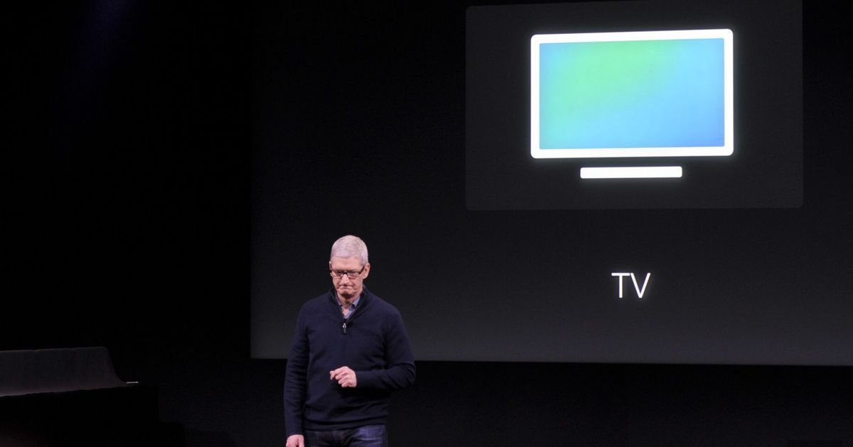 The new Apple TV app is: TV