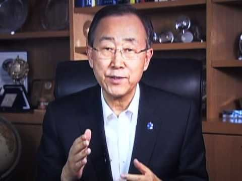 Ban Ki-moon on the future he wants. As for us: cooperation and leadership. How about you? #RioPlus20