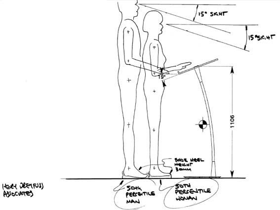 how to build a podium stand