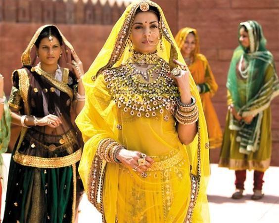 Gold And Diamond Jewellery Designs Aishwarya Rai Jewellery In Jodha Akbar Jodhaa Akbar Jodha Akbar Bridal Jewelry Collection Aishwarya rai in jodha akbar, aishwarya rai in lehenga. pinterest