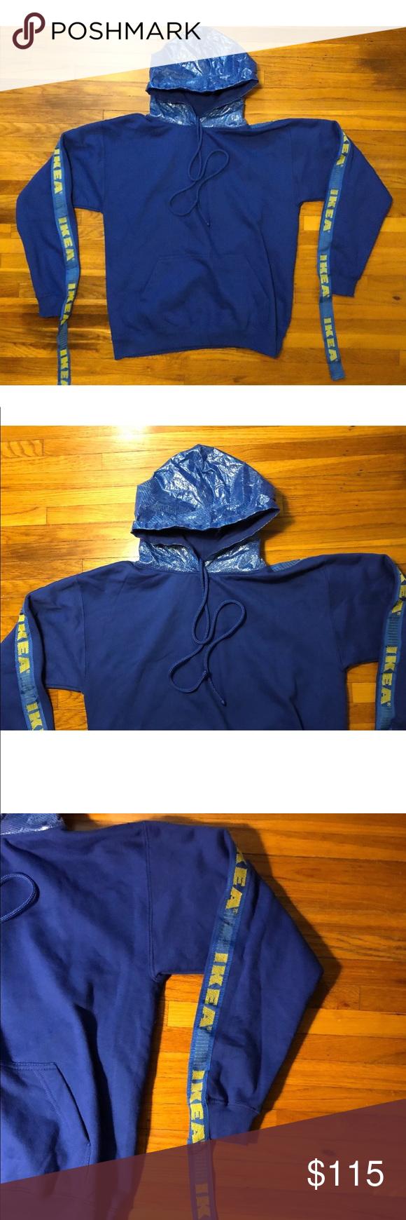 Norwood Chapters x IKEA Hoodie Sweatshirt Medium Norwood