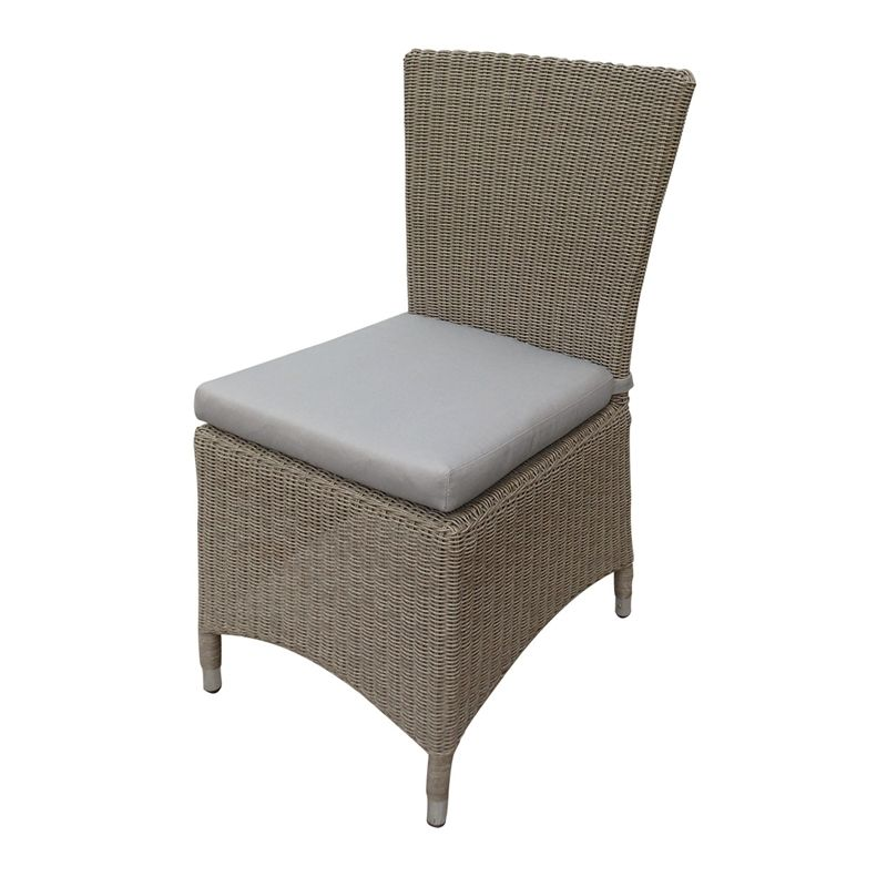 Mimosa Wicker Dining Chair I/N 3191253 | Bunnings Warehouse ...