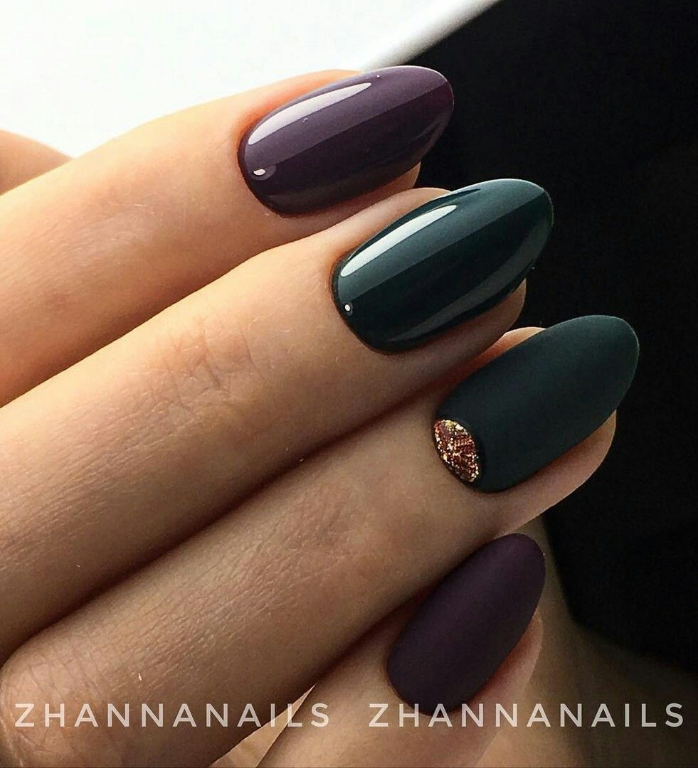 Ma che bei colori <3 | Nails | Pinterest | Xmas, Manicure and Make up