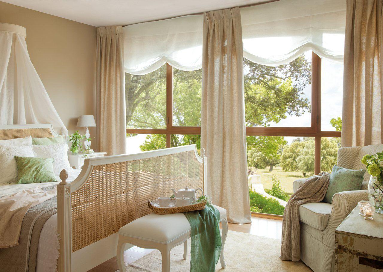 12 dormitorios renovados por el mueble for Ver dormitorios decorados