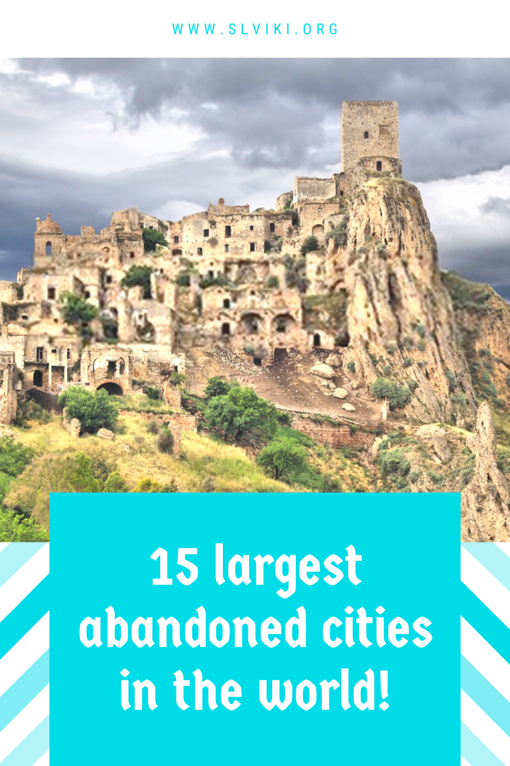 Here Are The 15 Largest Abandoned Cities In The World Abandoned Cities Abandoned World