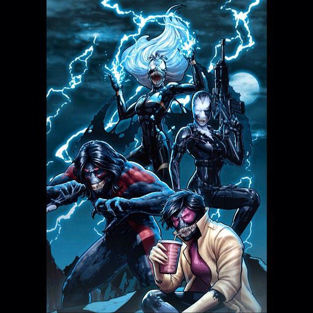 Venom #162 Clayton Crain Exclusive Color Variant Marvel TRADE DRESS LTD 3000