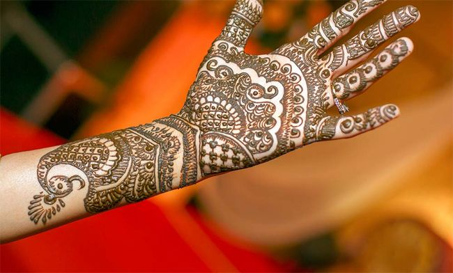Mehndi Designs For Hands For Engagement : Beautiful engagement mehndi designs pictures fashi