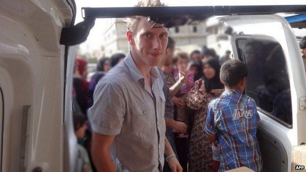 US hostage Kassig 'killed by IS' - BBC News