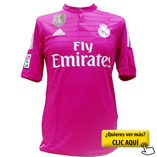 adidas WC Real A JSY - Camiseta unisex, color rosa... #real #madrid - Real madrid, Camisetas y ...