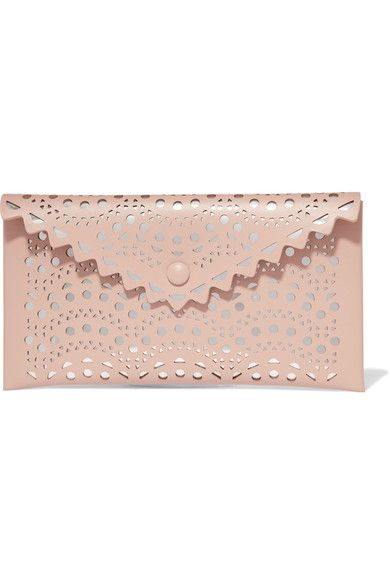 Blush and silver leather  Snap-fastening front flap  Designer color: Sable Made in Italy