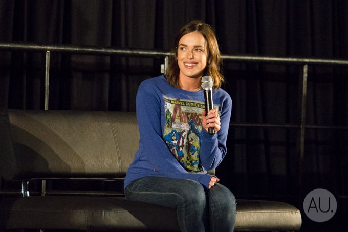 elizabeth henstridge at perth supanova - Google Search