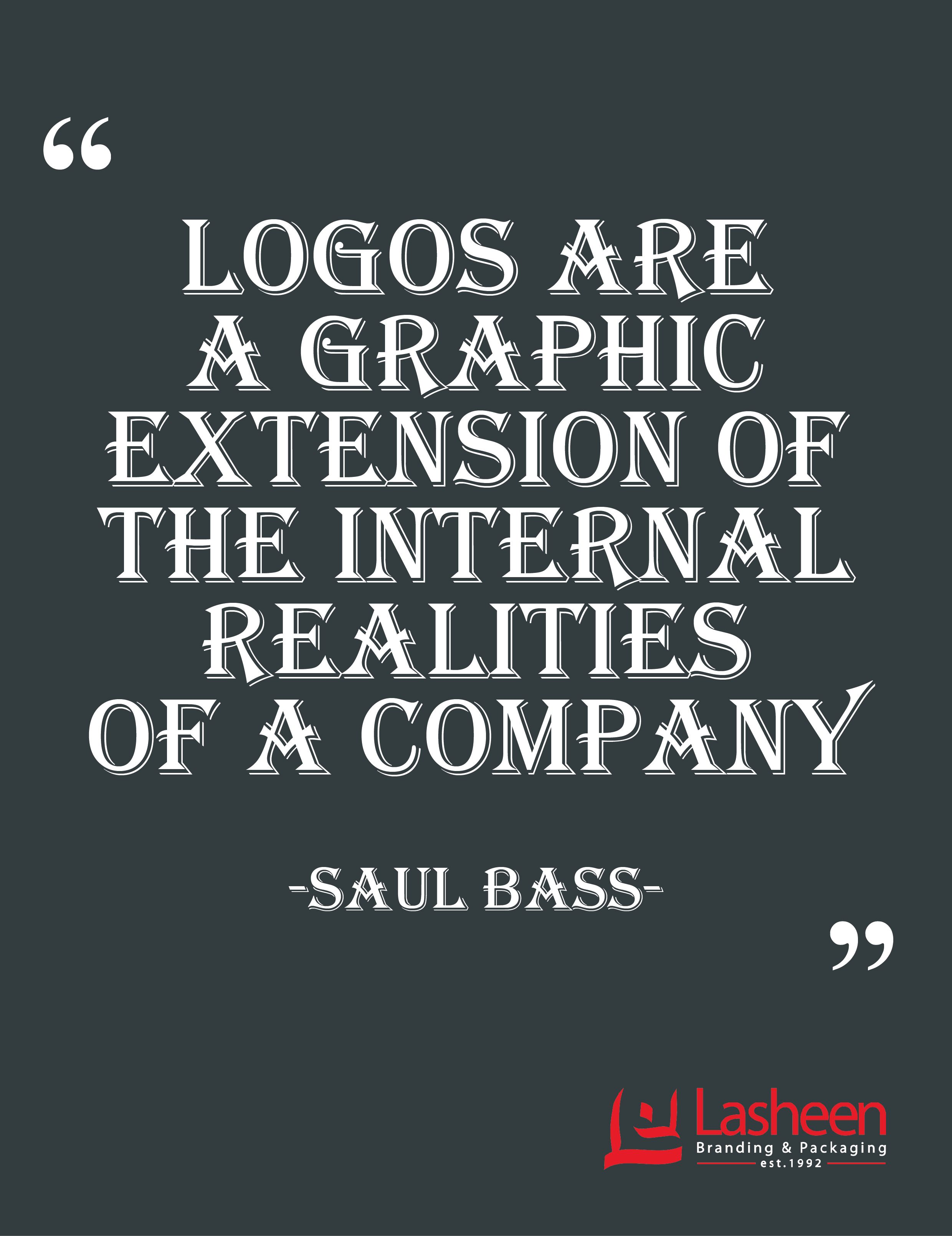 Quote Of The Week Lasheen Egypt Design Packaging