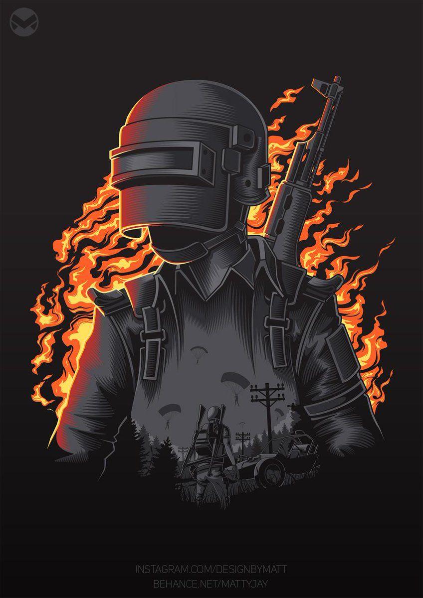 Twitter Game art, Ilustrasi poster, Gambar