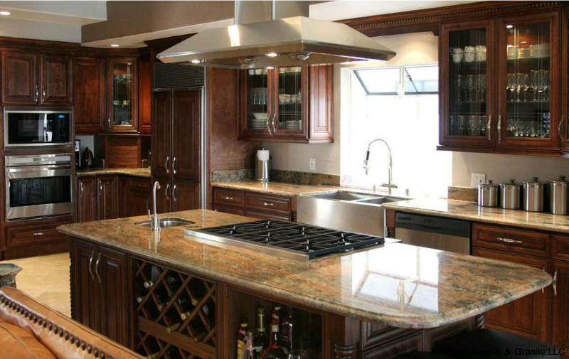How To Make Your Kitchen Look Beautiful With Granite Countertops Amazing How Much Do Kitchen Designers Make Inspiration