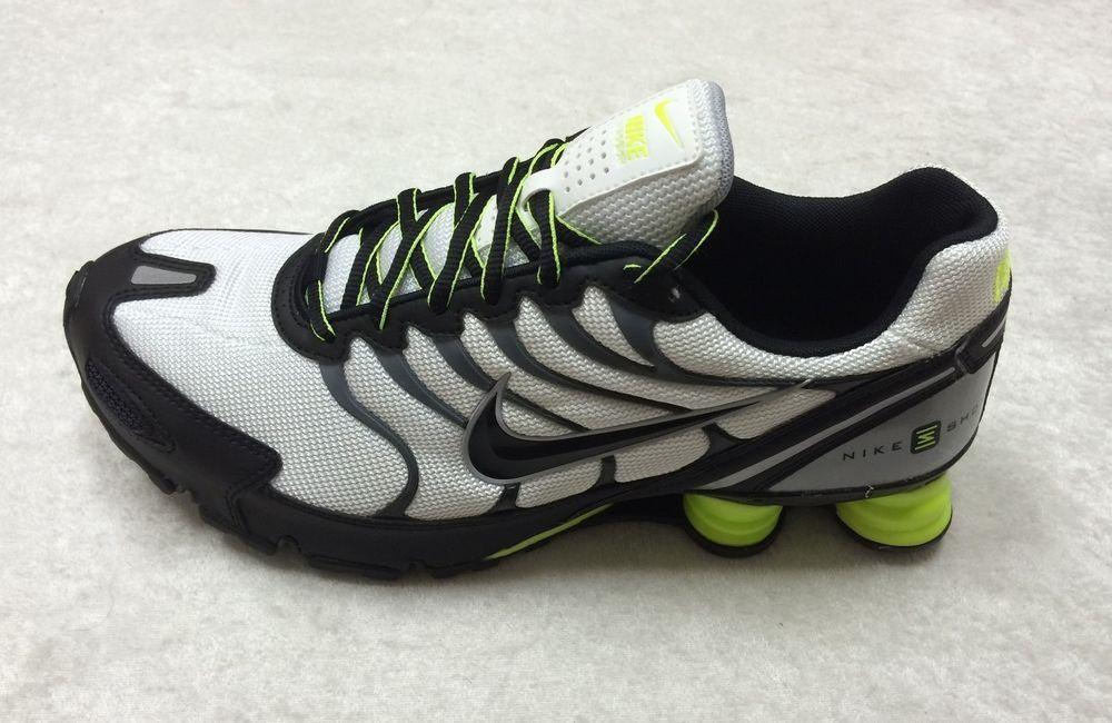 timeless design b9cf7 ecb64 ... brand new mens nike shox turbo vi sl running shoes sneakers 555341 nike  . ...