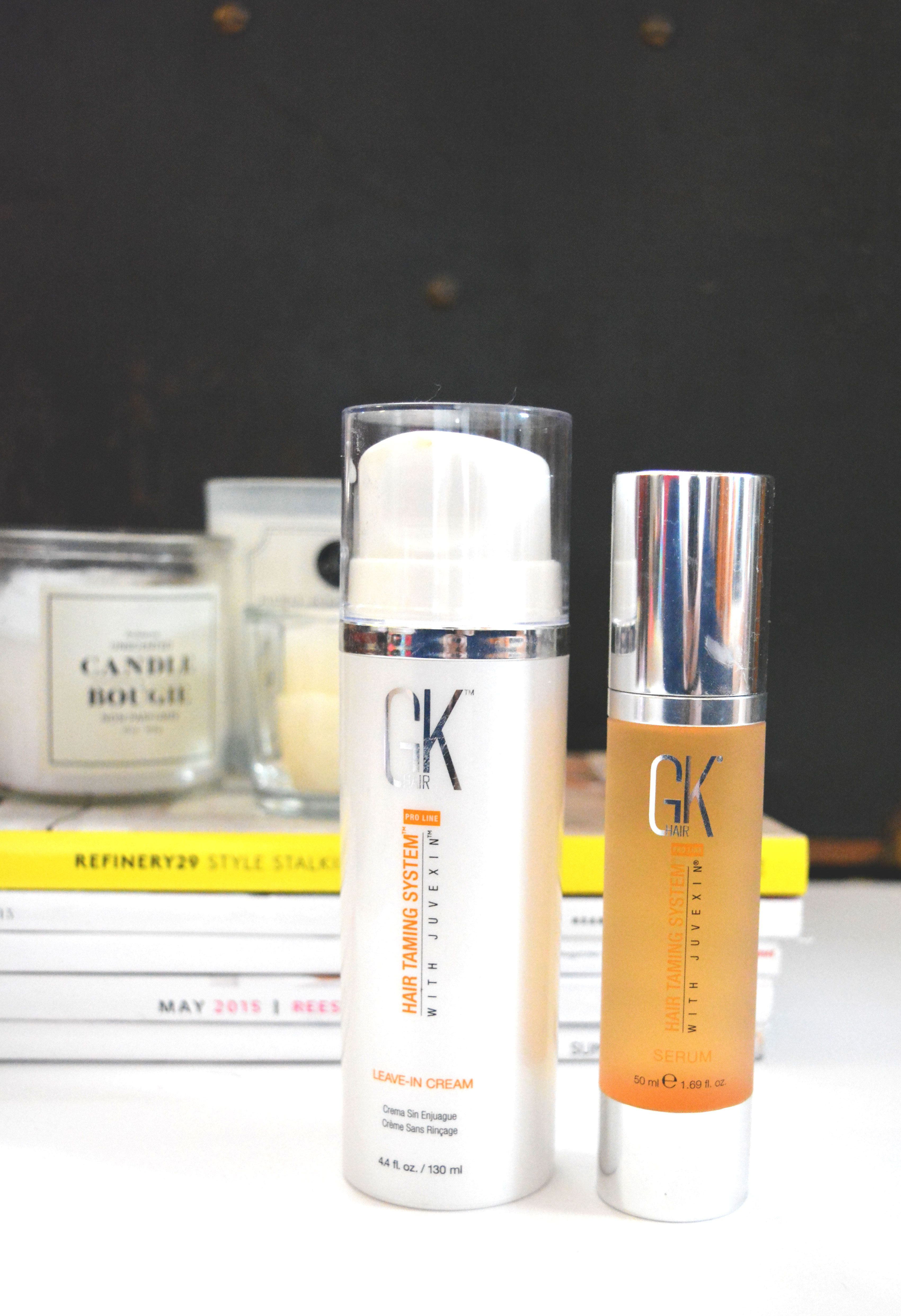 Hask Argan Oil and Keratin Hair Care Products Review