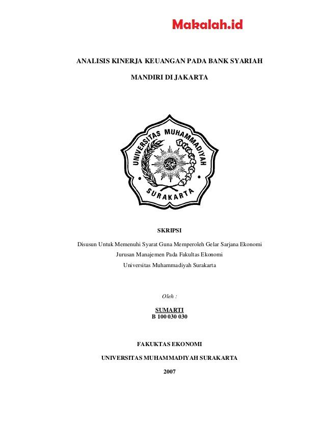Makalah Id Apakah Anda Sudah Pernah Tahu Tentang Seperti Apa Judul Skripsi Ekonomi Syariah Seperti Halnya 100 Contoh J Keuangan Apakah Anda Tahu Akuntansi
