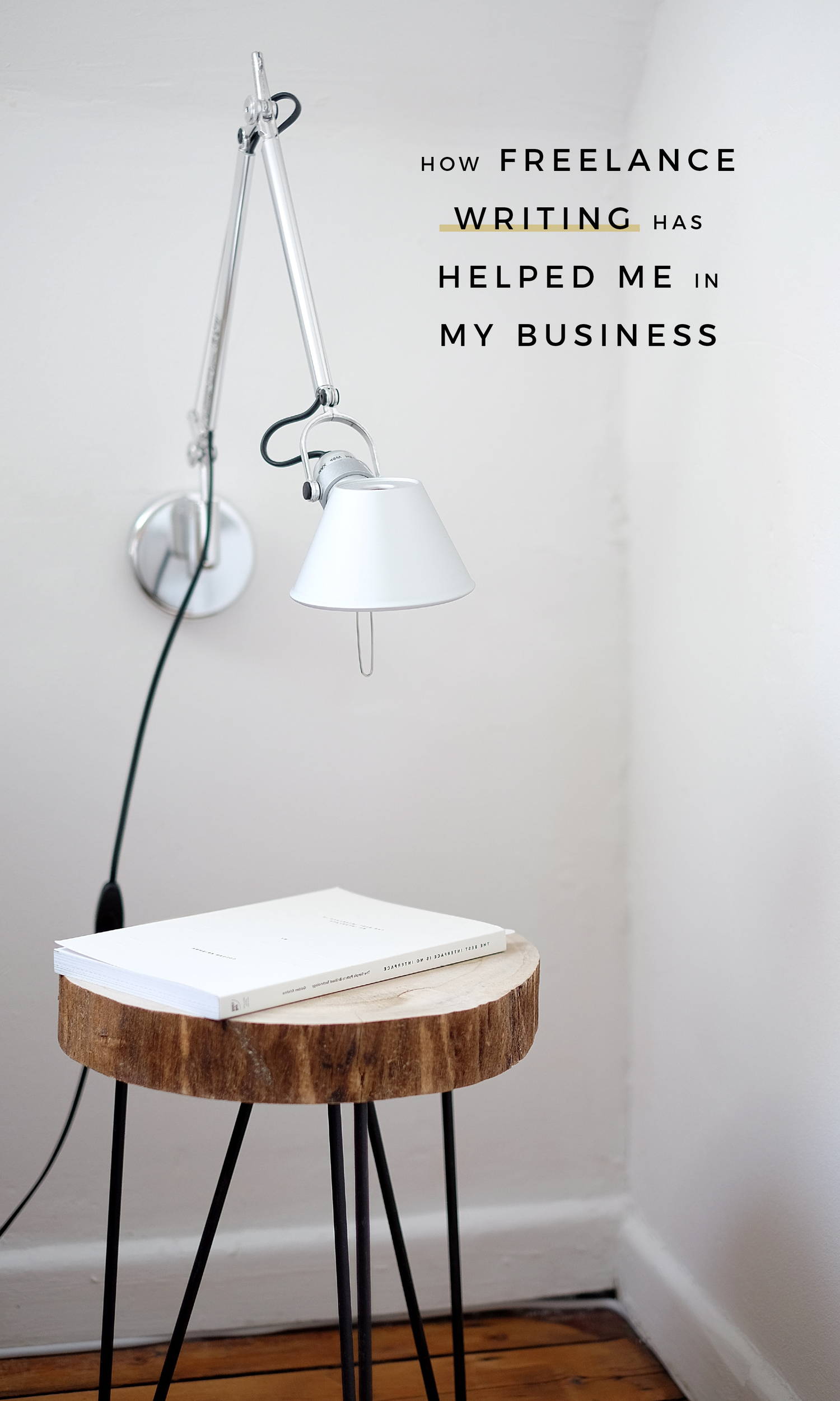 How Freelance Writing Has Helped Me In My Business