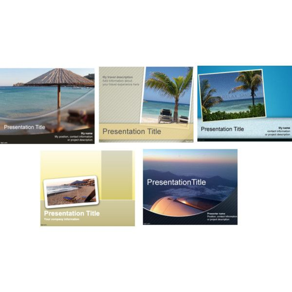 Free powerpoint templates summer travel vacation template and ppt free powerpoint templates summer travel vacation by fppt templates powerpoint on toneelgroepblik Images