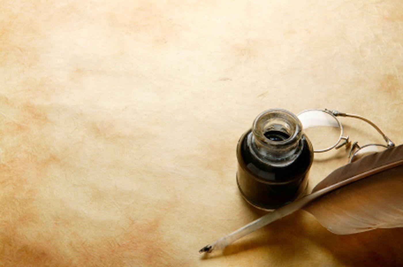 Pen and Ink Wallpaper - WallpaperSafari   Love Wallpaper   Writing ... 77125b393e7