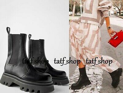 Ad(eBay Url) ZARA TRACK SOLE LEATHER ANKLE BOOTS SIZE EUR 39 40 REF. 5159/001 -  Ad(eBay Url) ZARA TRACK SOLE LEATHER ANKLE BOOTS SIZE EUR 39 40 REF. 5159/001  - #AdeBay #Ankle #anklebootsflatblack #Boots #EUR #Leather #REF #size #sole #TRACK #Url #Zara