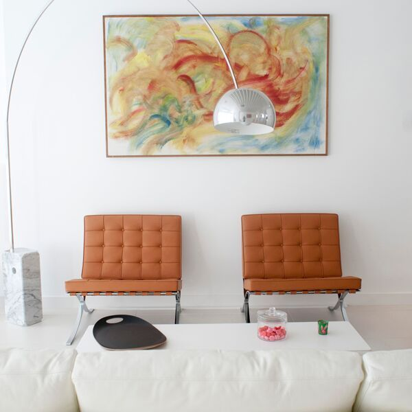 arco modern floor lamp by achille and pier giacomo castiglioni moderne staande lampen moderne verlichting