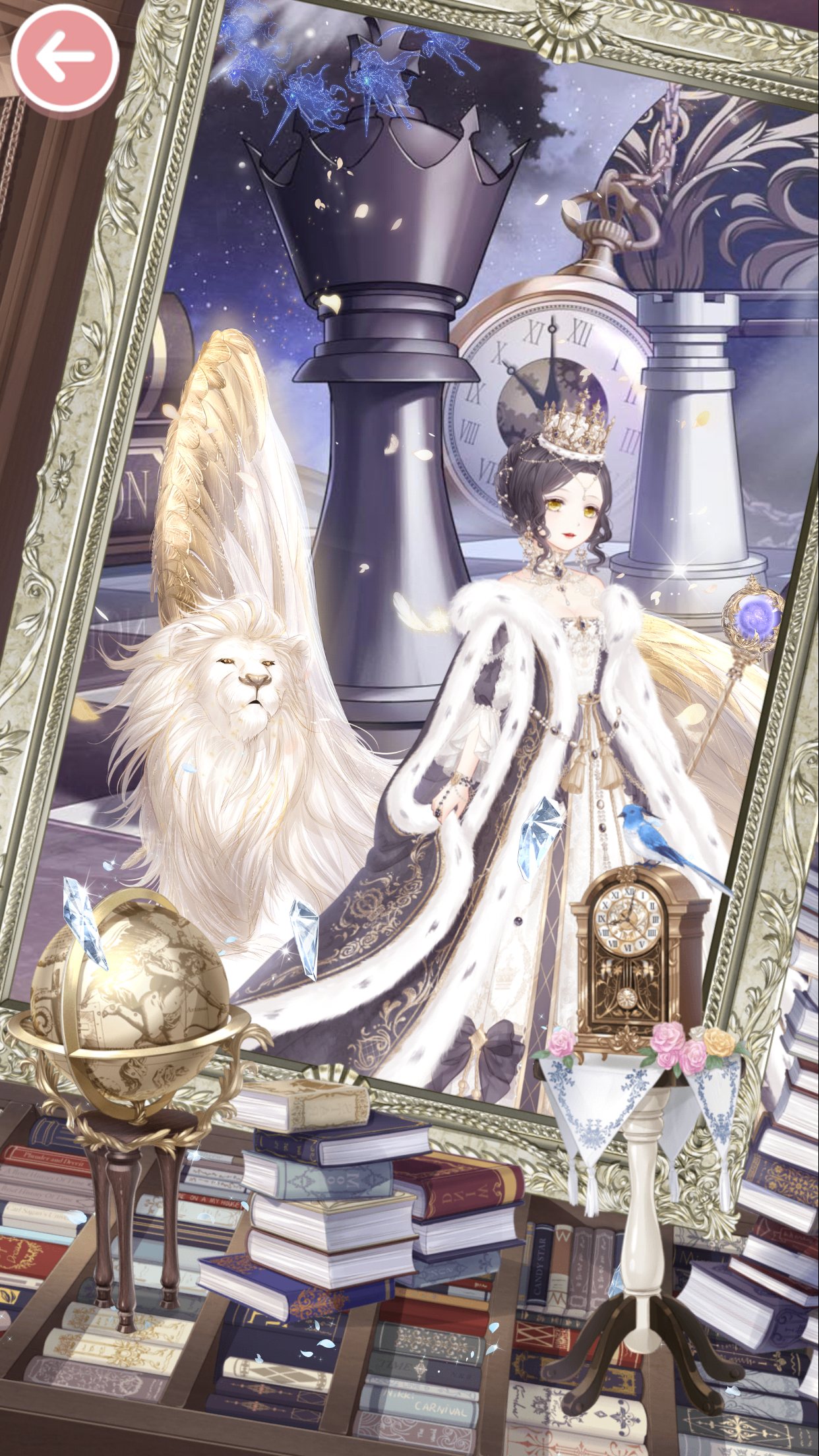 Ghim của Alexis Chirita trên Love Nikki Dress up Queen