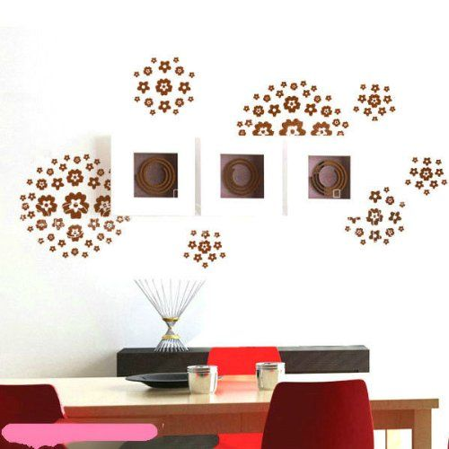 MECOTM DIY D Flowers Butterflies Wall Stickers Removeable - Butterfly wall decals 3daliexpresscombuy d butterfly wall decor wall sticker