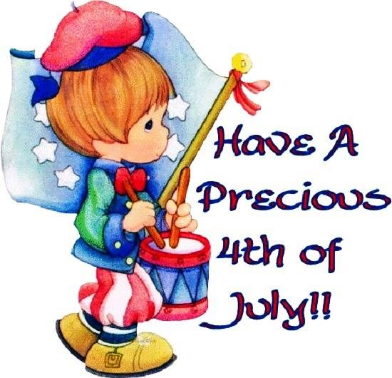 have a precious 4th of july clip art free graphics pictures images rh pinterest com free printable precious moments clipart