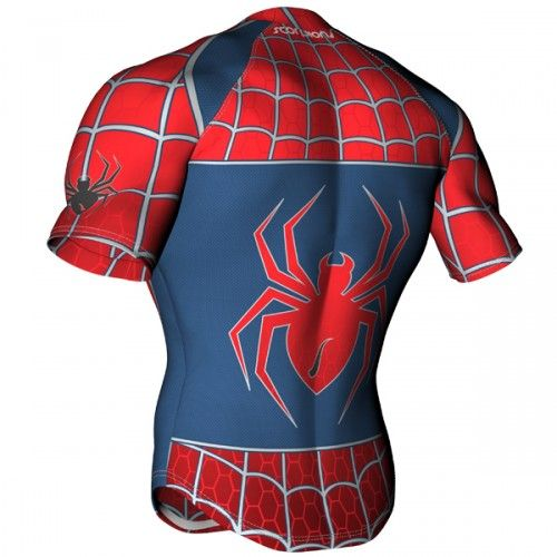 Scorpion Sports Spider Theme Rugby Shirt Pattern Ideal For Tours And Ocr Events