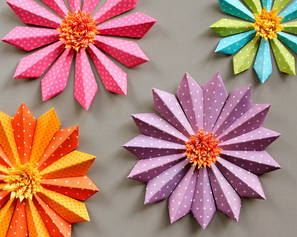 Paper Flower Party Decorations Pinterest Diy Paper Flowers And