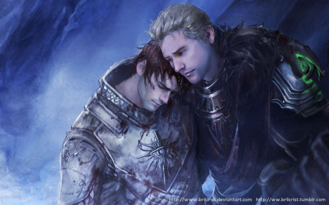Cullen N Inquisitor Wallpaper By Brilcrist With Images Dragon