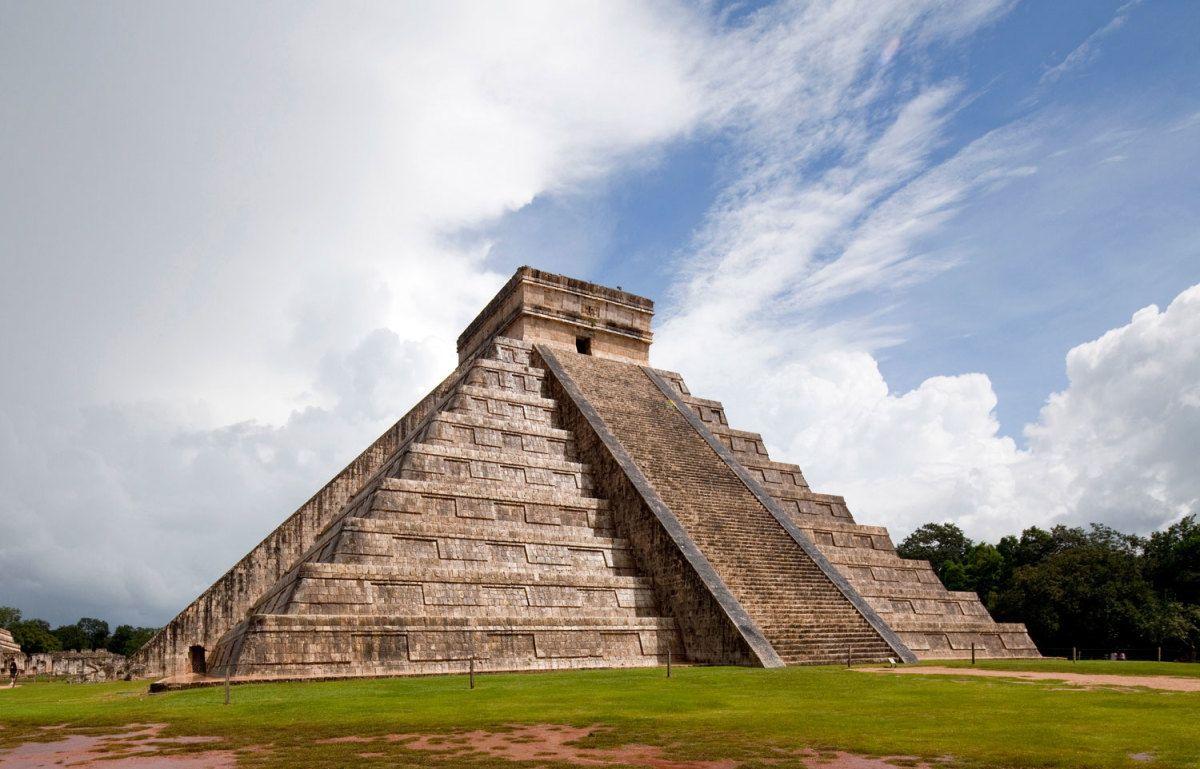 Chitchen Itza Yucatan Mexico Possibly The Most Famous Mayan  # Muebles Kukulkan