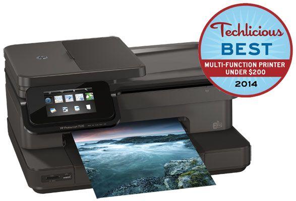 The Best Multifunction Printer Under 200