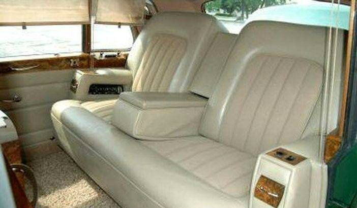 1971 Limousine by Mulliner Park Ward (chassis PRX4464)