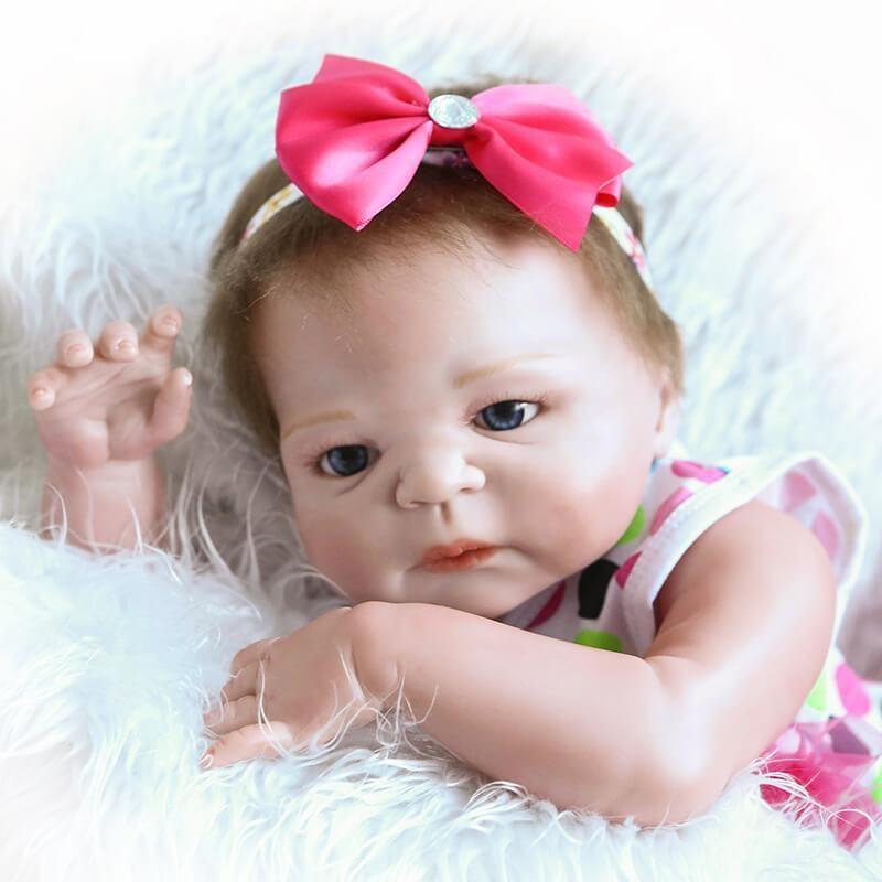 22 inch Lifelike Baby Doll Gracia