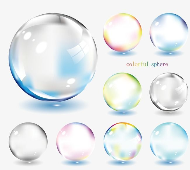 Color Crystal Bright Crystal Ball Crystal Three Dimensional Png Transparent Clipart Image And Psd File For Free Download Glass Ball Color Crystal Color