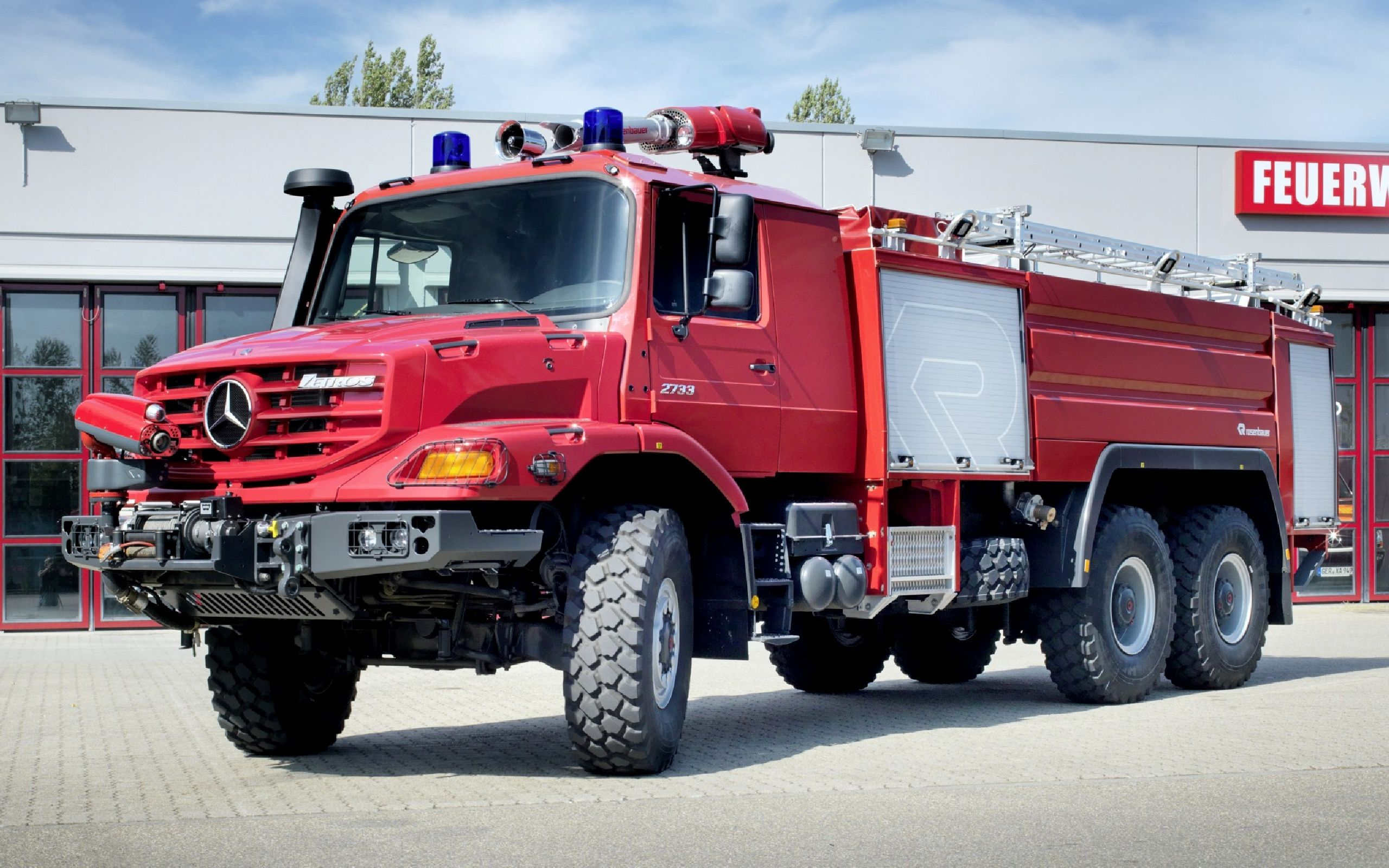 mercedes benz fire truck jpm entertainment