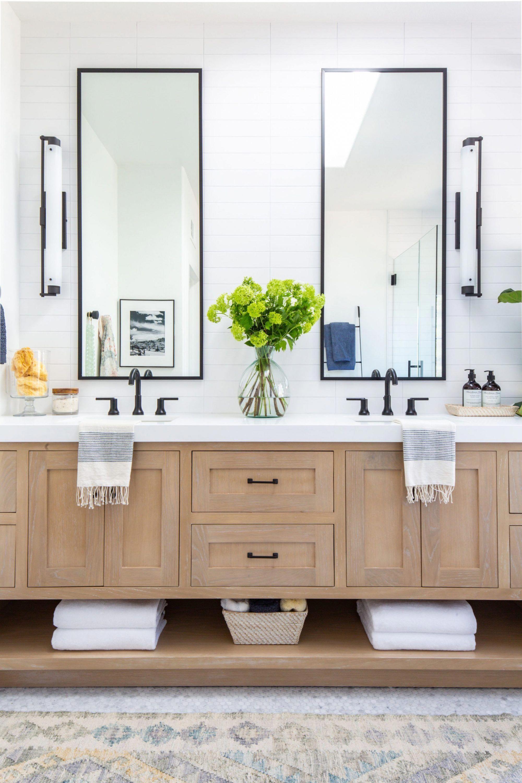 Photo of Master Bathroom Reveal and my favorite modern bathroom fixtures Anita Yokota | …