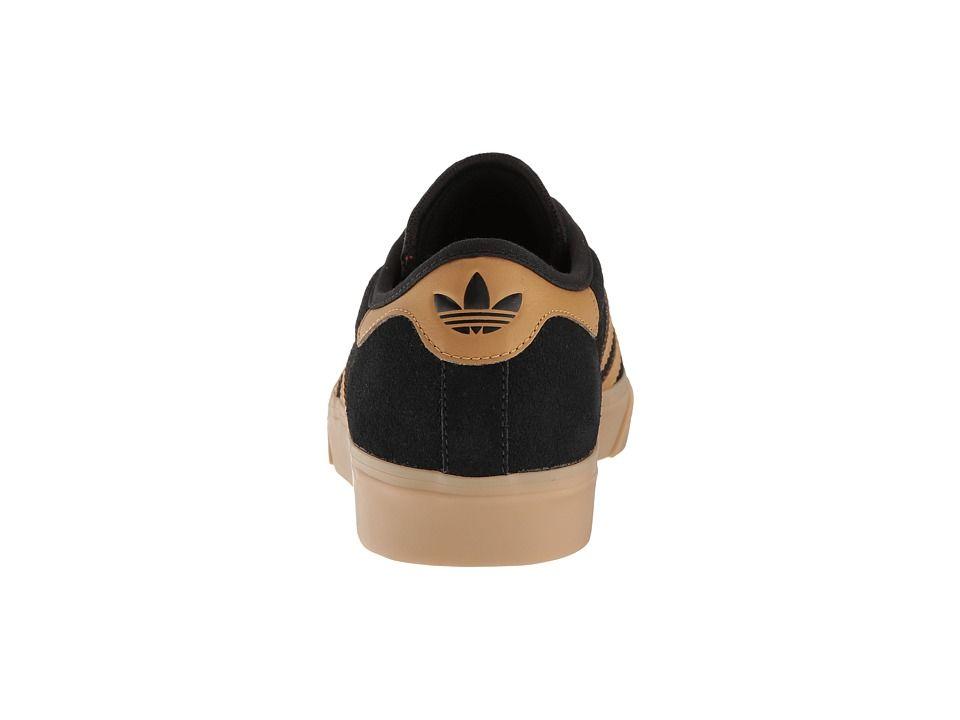 adidas skateboard dga - premiere uomini pattinare scarpe nucleo nero