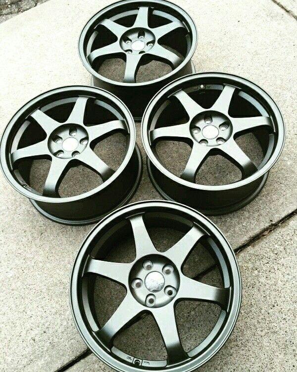 Fast Hayaku New wheels coming for my girl satin gunmetal