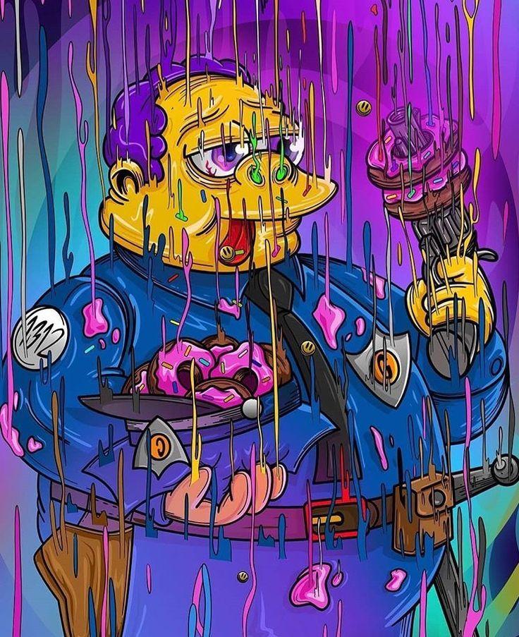 Bart Simpson Trippy Wallpaper : simpson, trippy, wallpaper, Patricks, Ideas, PinWire:, Duhhh, Drawings, Pinterest, Simpsons, Simpson, Psychedelic