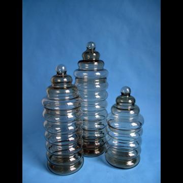Holmegaard Apothecary Jars