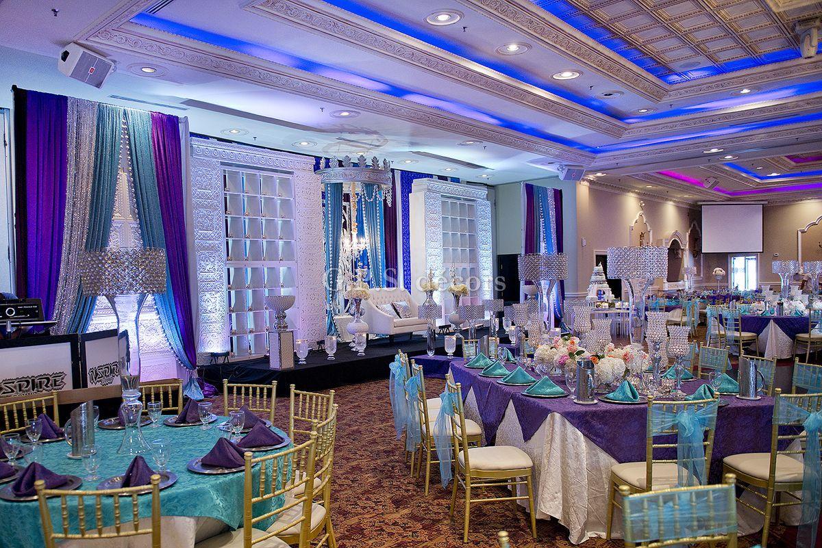 Indian Reception Decor Paradise Banquet Hall Google