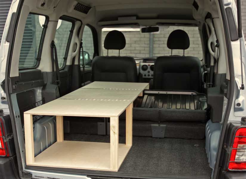 best value berlingo partner doblo amp kangoo camper van. Black Bedroom Furniture Sets. Home Design Ideas