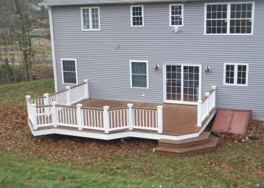 1000 images about deck on pinterest decking decks and railings - Trex Deck Design Ideas