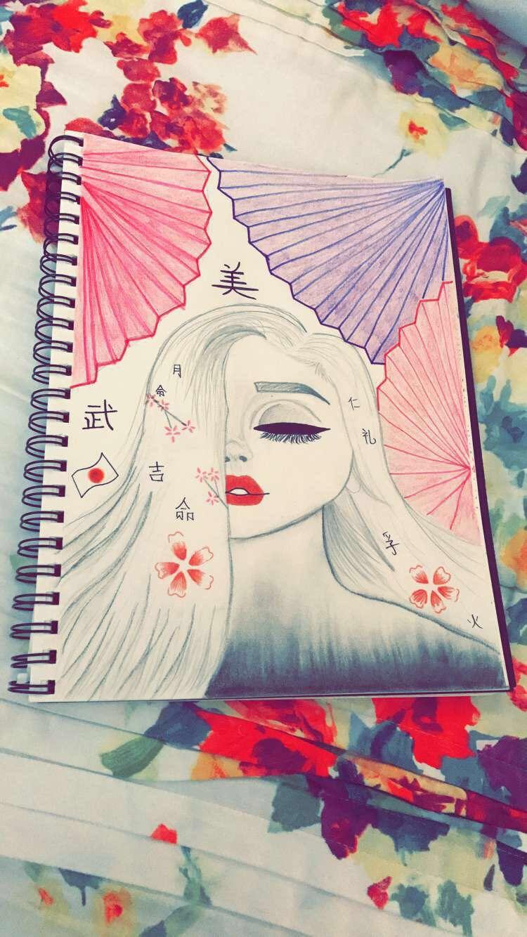 Tumblr Sad Drawing Girl Quotes Tumblr Quotes Tumblrgirl