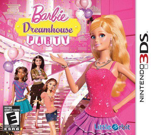 Barbie Dreamhouse Party- Nintendo 3DS Little Orbit http://www.amazon.com/dp/B00DJYKAD6/ref=cm_sw_r_pi_dp_luLQvb1RZQ8Z2