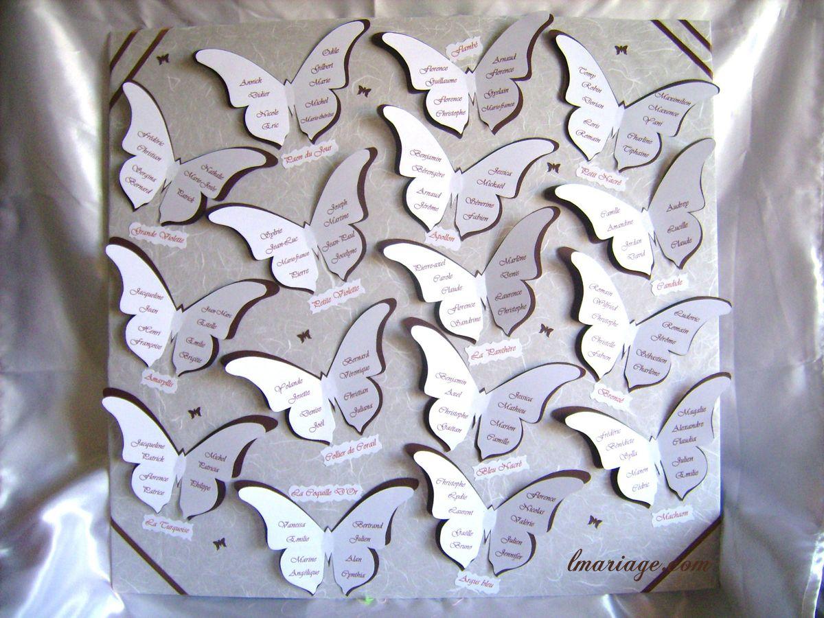 Bien connu Matrimonio tema farfalle | Wedding | Pinterest | Tableau marriage  UD75