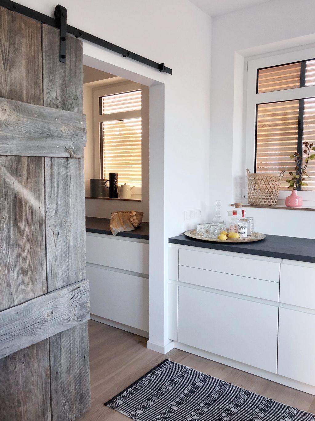 Our kitchen # kitchen # kitchen # whitehome # pantry # ... ,  #homediyorganizationsbathroom #kitchen #pantry #whitehome